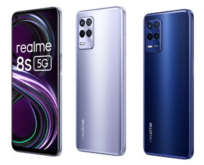 Realme 8s 5G की पहली सेल आज: जानिए भारत में इसकी कीमत, स्पेसिफिकेशन और कहां से खरीदें