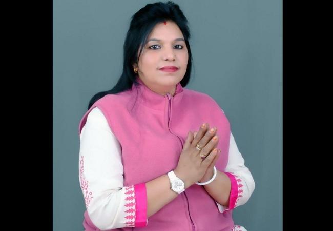 Saroj Sonkar jeevan Parichay : उपचुनाव में सरोज सोनकर बलहा सीट पर चुनकर पहली बार पहुंची विधानसभा