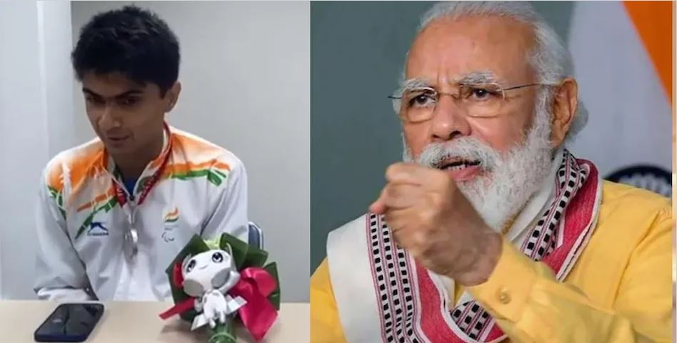 Silver medalist DM Suhas LY बोले- भगवान की कृपा और PM Modi के आशीर्वाद के चलते जीता मेडल