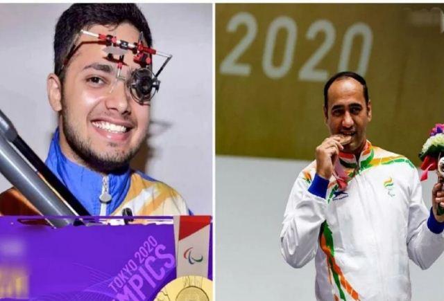 Tokyo Paralympics: एक साथ भारत की झोली में आए सोना-चांदी, मनीष ने स्वर्ण तो सिंहराज ने सिल्वर मेडल पर किया कब्जा