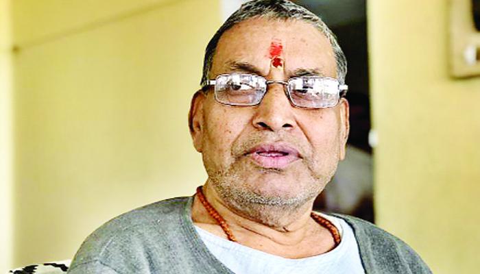 नहीं रहे रामलला के सखा Triloki Nath Pandey, 70 साल की उम्र में ली आखरी सांस