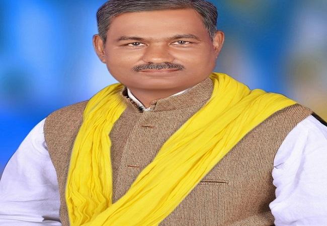 Triveni Ram jeevan parichay : ग्राम प्रधान से सीधे विधानसभा पहुंचे जखनिया विधायक त्रिवेणी राम