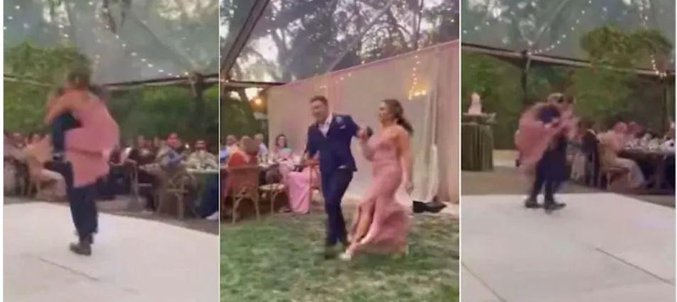 Video Viral : शादी में दूल्हा-दुल्हन ने किया ऐसा भयंकर डांस, देखें आगे फिर क्या हुआ हाल