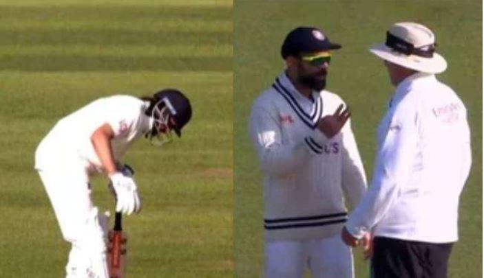 IND Vs ENG: इंग्लैंड टीम के ओपनर की गलत हरकत देख विराट ने अंपायर से की शिकायत, जानें क्या कर रहे थे बल्लेबाज