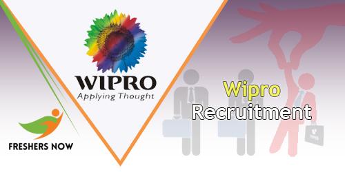 Wipro ने निकाली इस पद पर भर्ती, आवेदन करने के लिए ये है लास्ट डेट