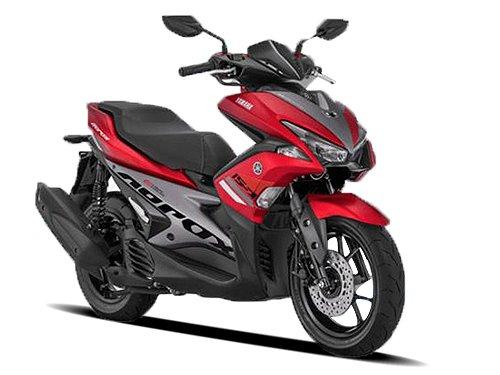 Yamaha Aerox 155 मैक्सी-स्कूटर भारत में 1.29 लाख रुपये में लॉन्च