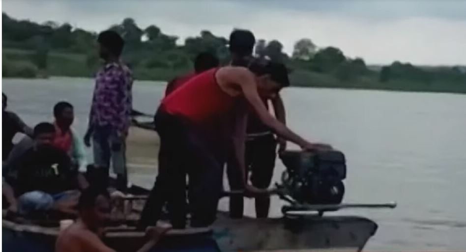 Breakingnews-महाराष्ट्र के अमरावती जिले में नाव पलटने से 11 की मौत , आठ लोग लापता