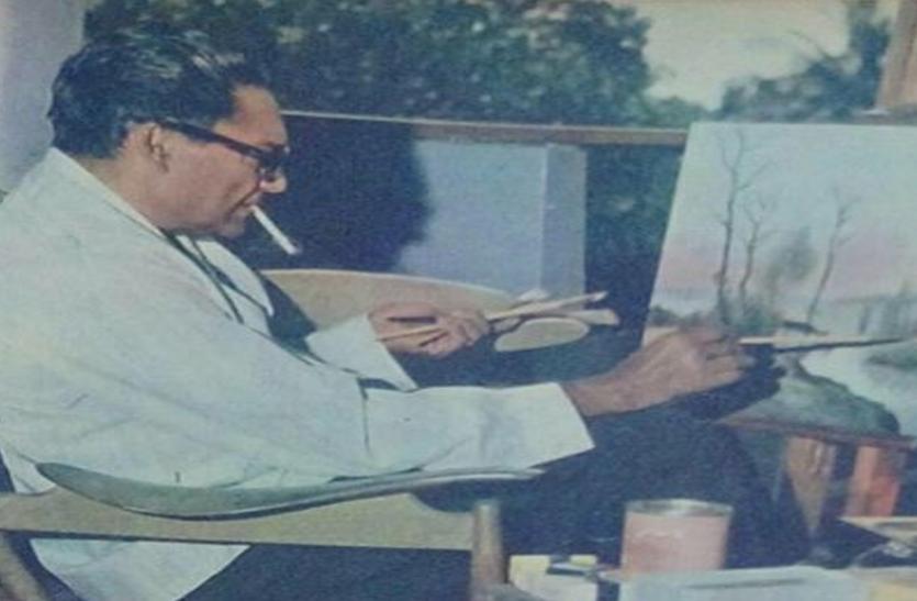 बॉलीवुड के इस फेमस स्टार ने बनाई थी अपनी पत्नी की न्यूड पेटिंग, उनकी बेटी ने लगाई पेटिंग्स की प्रदर्शनी