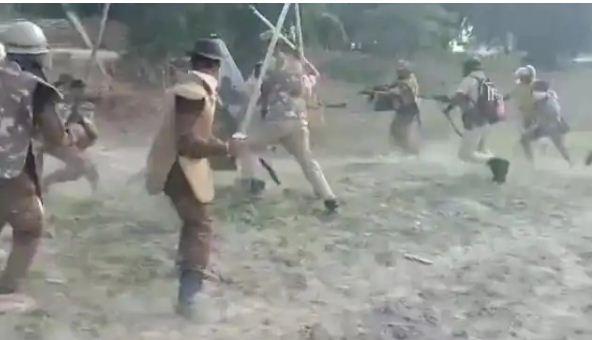 Assam News: अतिक्रमण विरोधी अभियान के दौरान हिंसक झड़प, दो की मौत, नौ पुलिसकर्मी घायल
