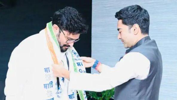 Big Breaking: बाबुल सुप्रीयो तृणमूल कांग्रेस में हुए शामिल, बीजेपी को बंगाल में बड़ा झटका
