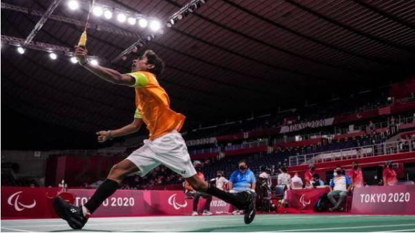 Tokyo Paralympics Breaking : भारत के हिस्से में एक और गोल्ड, शटलर प्रमोद भगत ने जीता मेडल