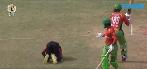 CPL 2021: जब क्रिकेट मैदान पर एक खिलाड़ी ने दूसरे टीम के प्लेयर ब्रावो पर ताना बल्ला, Video वायरल