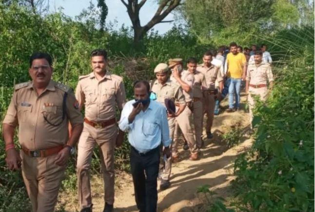 Breakingnews- गणेश प्रतिमा विसर्जन के दौरान पांच लोग नदी में डूबे, Barabanki police गोताखोरों की मदद से तलाश में जुटी