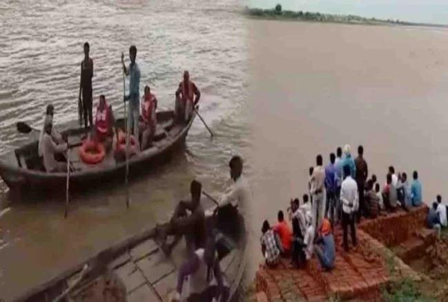 Bihar के Motihari district में नाव पलटने से छह की मौत, 22 लोगों के डूबने की आशंका