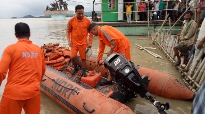 Boat accident : असम में भीषण नाव दुर्घटना,हादसे के बाद कई लोगों को लापता होने की आशंका