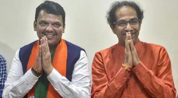 CM उद्धव ठाकरे के बयान से शिवसेना और BJP के साथ आने की बढ़ी अटकलें, जानिए क्या कहा…