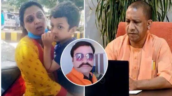 यूपी: मनीष गुप्ता की पत्नी की सभी मांगों को सीएम योगी ने माना, कहा-दोषियों पर होगी सख्त कार्रवाई