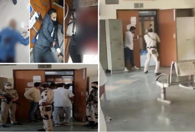 Gangwar: गोलियों की तड़तड़ाहत से गूंजा रोहिणी कोर्ट, वकील की भेष में आए दो बदमाश हुए ढेर, कुख्यात जितेंद्र की भी मौत