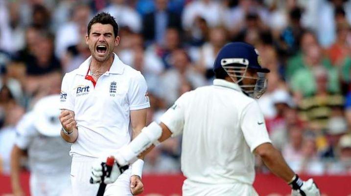 IND Vs ENG: एक खास मामले में, जेम्स एंडरसन ने तोड़ा सचिन तेंदुल्कर का विश्व रिकार्ड