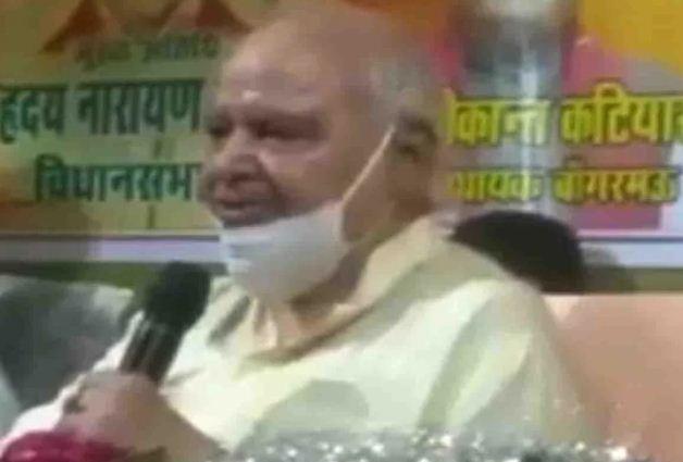 UP: गांधी की तुलना राखी सांवत से करके विवादों में फंसे विधानसभा अध्यक्ष, अब दी सफाई