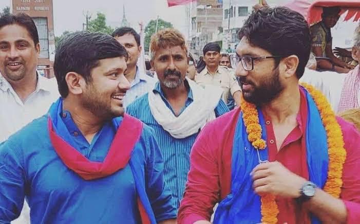 Breaking News: दलित नेता jignesh mevani और Kanhaiya Kumar 28 सितंबर को कांग्रेस में होंगे शामिल