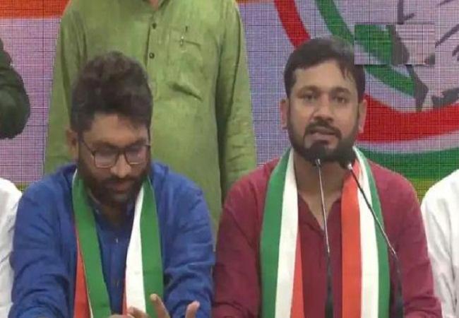 Kanhaiya Kumar joined Congress: कन्हैया कुमार बोले-कांग्रेस नहीं बचेगी तो देश नहीं बचेगा