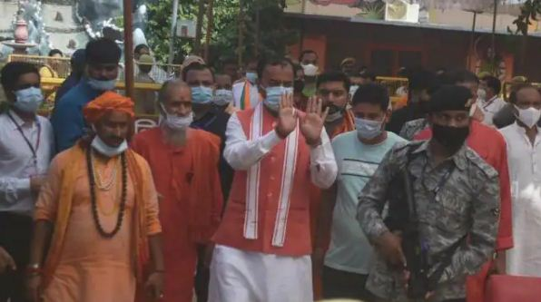 Mahant Narendra Giri Death: डिप्टी सीएम केशव मौर्य बोले-जरूतर होगी तो कराई जाएगी CBI जांच भी