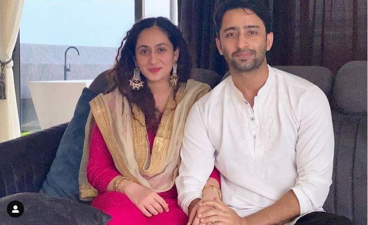Good news: Shaheer और Ruchika बने पेरेंट्स, एक्ट्रेस ने दिया नन्ही परी को जन्म