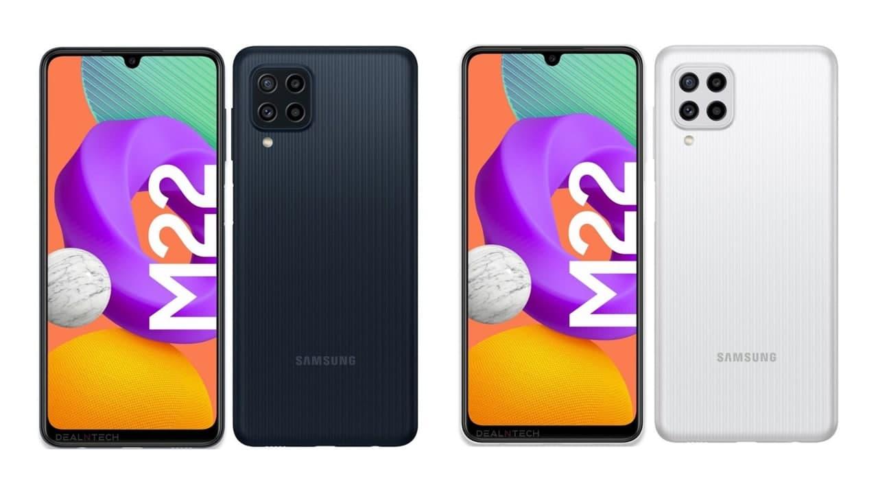 Samsung Galaxy M22 48MP कैमरा, 5,000mAh बैटरी के साथ लॉन्च: जानिए कीमत, स्पेसिफिकेशन