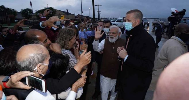 PM Modi US Visit: वॉशिंगटन में PM Modi ने कहा- भारतीय प्रवासी देश की सबसे बड़ी ताकत