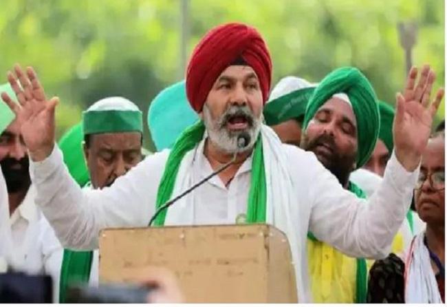 राकेश टिकैत ने अमेरिकी राष्ट्रपति जो बाइडेन से मांगी मदद, कहा-मोदी जी से मीटिंग में किसानों का मुद्दा उठाएं