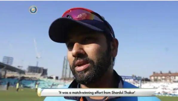 IND vs ENG: रोहित शर्मा ने बताया जीत का असली हीरो कौन है, हिटमैन को मिला था मैन ऑफ द मैच?
