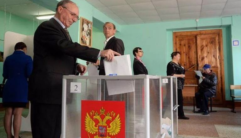 Russia parliamentary election 2021 : रूस में आज खत्म होगा संसदीय चुनाव, अंतरिक्ष से दो एस्ट्रोनॉट्स ने भी डाला वोट