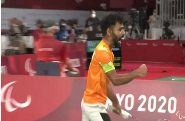 Tokyo Paralympics: भारत की झोली में एक और मेडल, कृष्णा नागर ने बैडमिंटन में जीता स्वर्ण पदक