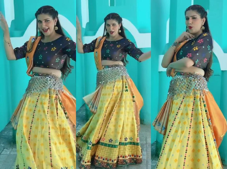 Sapna Choudhary Dance Video: लख दा हुलारा सॉन्ग पर सपना ने गजब लगाए ठुमके, VIDEO हुआ तेजी से वायरल