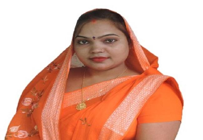 Anita Kamal jeevan Parichay : जिस क्षेत्र की नुमाइंदगी कभी माया ने की, वहां अनीता ने खिलाया पहली बार कमल
