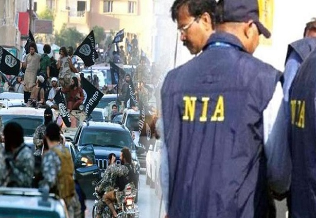 जम्मू-कश्मीर में NIA को बड़ी कामयाबी, चार आतंकियों को किया गिरफ्तार