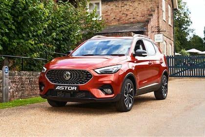 MG Astor India: MG Astor India की प्री-बुकिंग 21 अक्टूबर से होगी शुरू