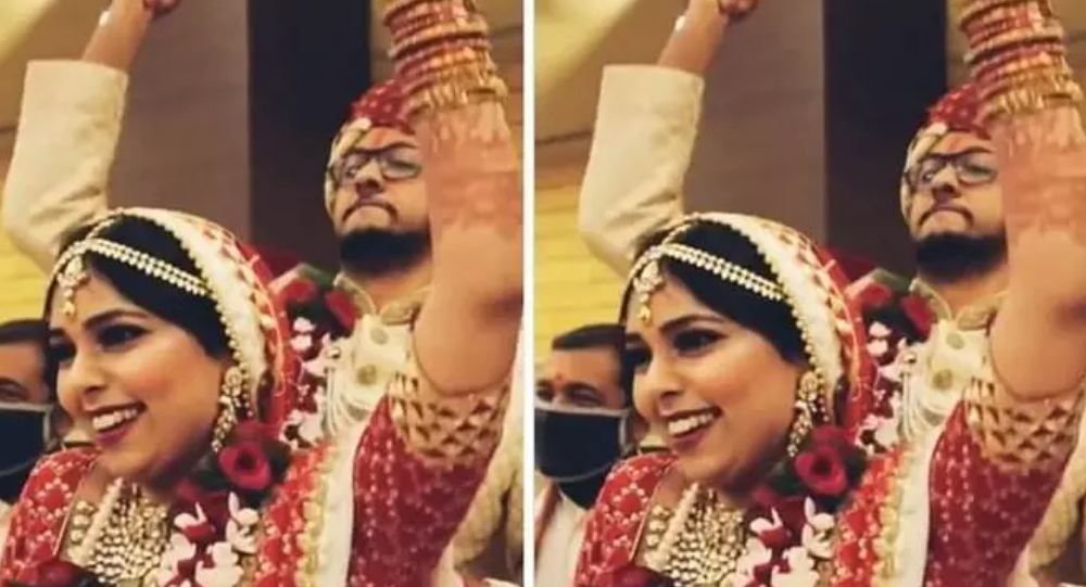 Viral Wedding Video: कुछ इस तरह DJ पर दूल्हा दुल्हन ने की मस्ती, शादी में आए हर रिश्तेदार ने कहा वाह….
