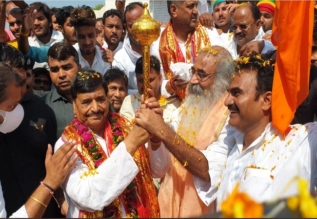 झूठे वादे और गलत निर्णय की वजह से पूरा देश संकट के दौर से गुजर रहा है: Shivpal Singh Yadav