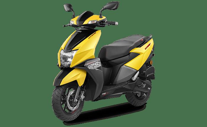 इस हफ्ते भारत में लॉन्च होगा नया TVS 125cc स्कूटर